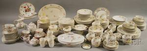 Extensive Group of Assorted Mostly European Porcelain Teaware