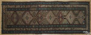 Caucasian long rug early 20th c