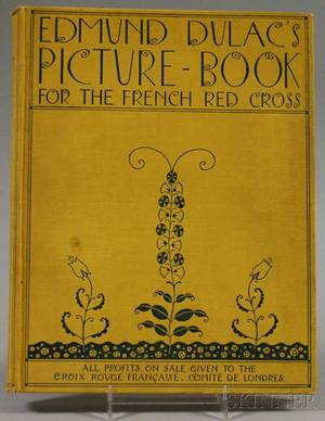 Dulac Edmund 18821953 Edmund Dulacs Picture Book for the French Red Cross