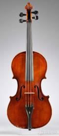 Italian Violin Oreste Martini Mantua 1919
