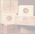 Doucet Aloxe Corton 1966 2 bts u 25cm lightly bin soiled labels