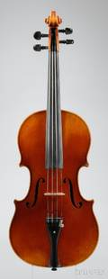 Modern German Violin Ernst Heinrich Roth Workshop c 1965
