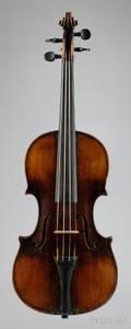 German Violin c 1880