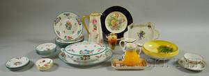 Large Group of Assorted Mostly European Porcelain Tableware
