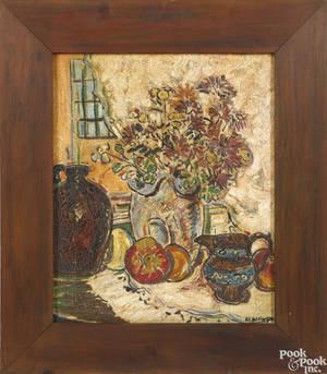 David Y Ellinger American 19132003