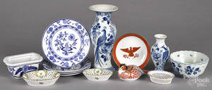 Miscellaneous porcelain