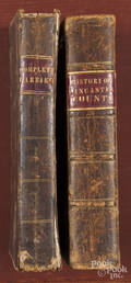 Leather bound  History of Lancaster County
