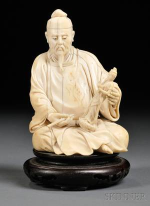 Ivory Figure