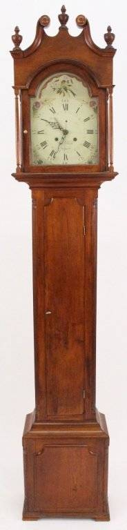Thomas Lindsay Frankford Grandfather Clock