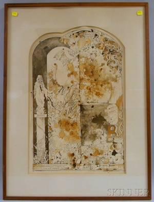 Stephen J Missal American b 1948 Diaper Rash