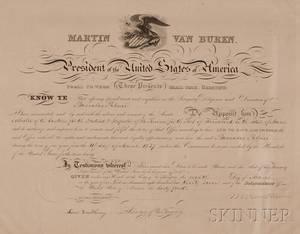 Van Buren Martin 17821862