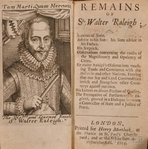Raleigh Sir Walter 15521618