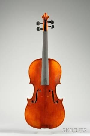 Modern Viola Roman Teller Erlangen 1970