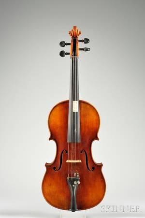 Modern Viola Roman Teller Erlangen 1964