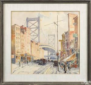 Albert Van Nesse Greene American 18871971