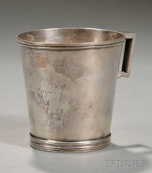 Silver Childs Mug