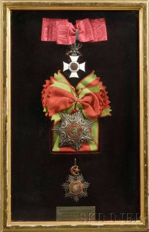 Extensive Collection of World War I Orders and Medals
