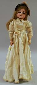 Armand Marseille Floradora Bisque Head Doll