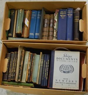 Group of Rhode Islandrelated Books