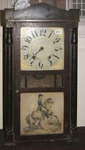 Connecticut Empire shelf clock