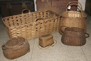 Miscellaneous Pennsylvania baskets