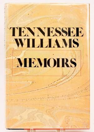 Signed Tennessee Williams First Edition
