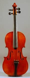 Modern German Viola Gustav Ficker Workshop for William Lewis  Son c 1960