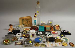 Lot of Miscellaneous Collectibles and Ephemera