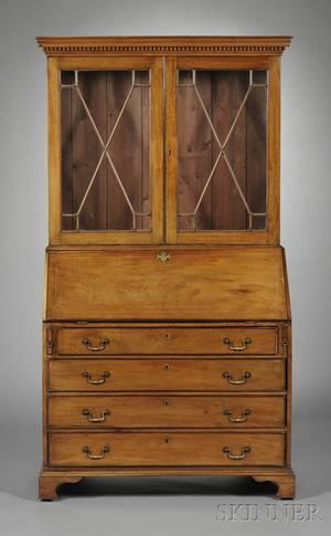 Georgianstyle Secretary Bookcase