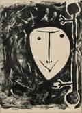 Pablo Picasso Spanish 18811973 Plate from LGIE DIHPTONGA