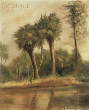 Ben Austrian American 18701921 Florida View