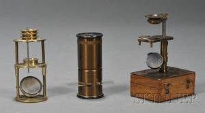 Three Small Microscopes