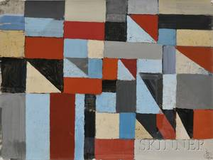 Irving B Haynes American 19272005 Untitled 10385