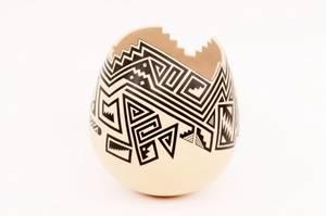 Luis Armando Rodriguez Mora Egg Form Olla