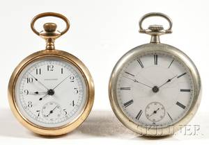 Two Watches by New York Standard Watch Company