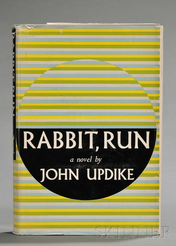 an analysis of the role of women in the novel rabbit run by john updike Stacey ulster's unadorned woman, beauty's home image: updike's rabbit, run attempts to address updike's obviously conflicted treatment of his female characters olster touches all the expected bases, citing other feminist critics such as mary allen, josephine hendin, kathleen verduin, et al, and discussing (even at the risk of.