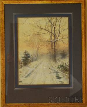 James Brade Sword American 18391915 Winter