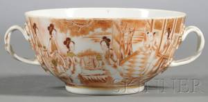 Small Chinese Export Porcelain Bowl