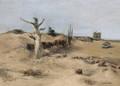 Julian Edwin Levi American 19001982 The Lone Tree