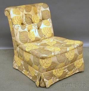 Midcentury Modern Upholstered Chair