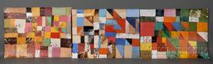 Irving B Haynes American b 1927 Three Works Untitled 10413 Untitled 10397
