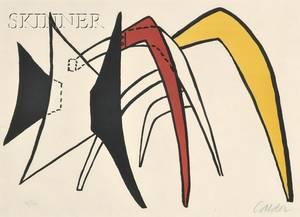 Alexander Calder American 18981976 Untitled