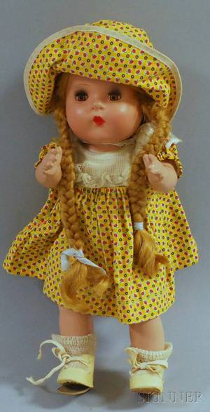 Horseman Composition Baby Doll