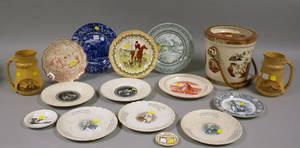 Twentyfive Pieces of Assorted Wedgwood Decorated Ceramics