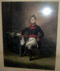 Robert Dighton the Elder British 17521814 Portrait of a Military Man