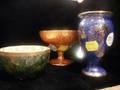 Three Wedgwood Lustre Items