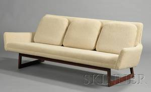 Jens Risom Design Sofa