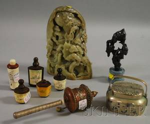 Nine Assorted Asian Items