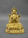 Giltbronze Bodhisattva