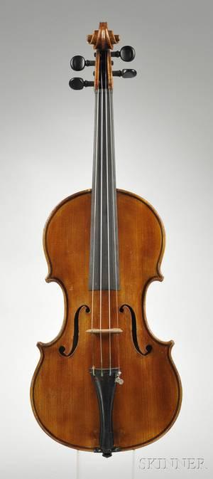 Modern Italian Violin Pedrazzini Workshop c 1950